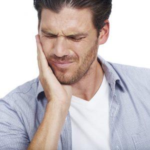 el dolor de dientes