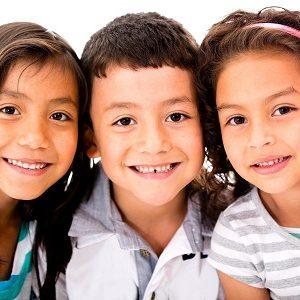 revisión dental en niños
