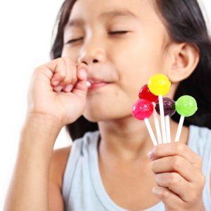 problemas dentales en niños