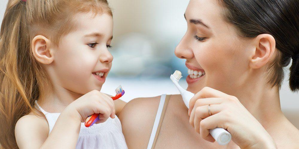 cepillarse los dientes en majadahonda