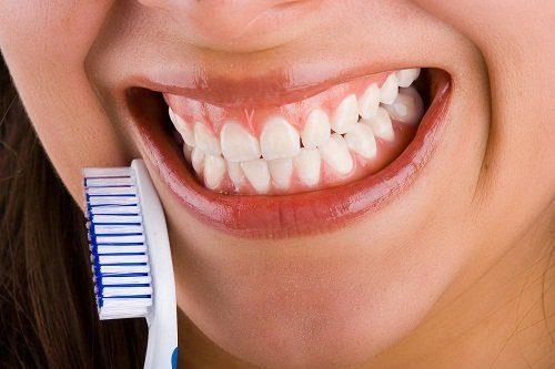 dientes sanos y fuertes