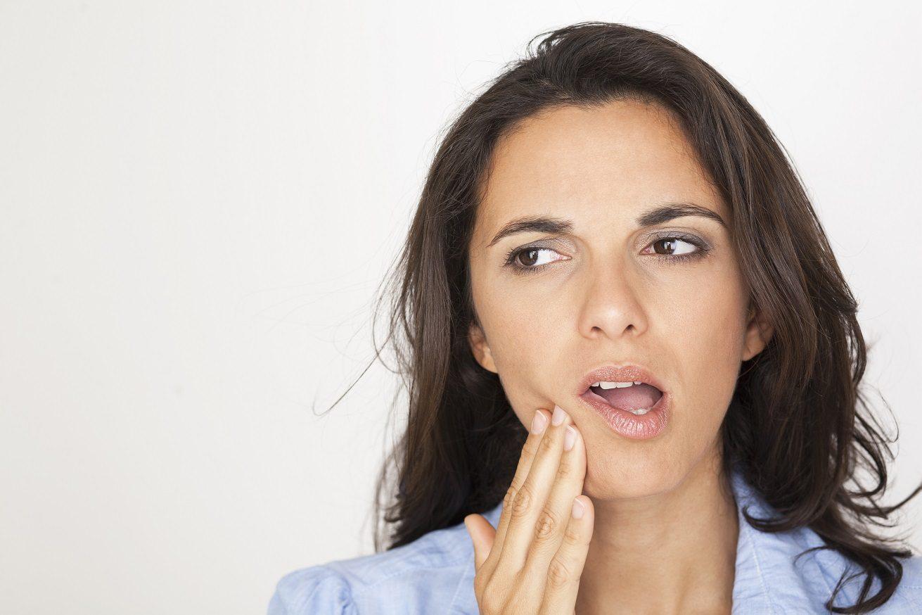 la sensibilidad en los dientes