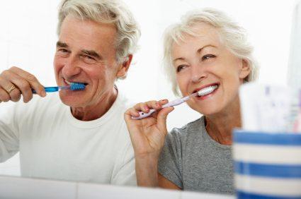 problemas dentales en la tercera edad