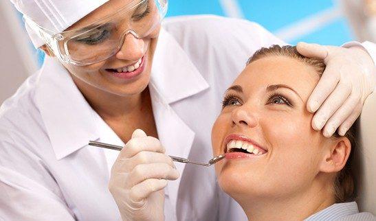 revisión de los dientes en majadahonda