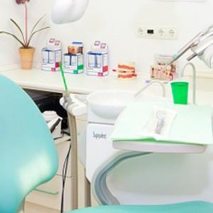 Gabiente dental de las clínicas Dental Arroque de Boadilla y Majadahonda