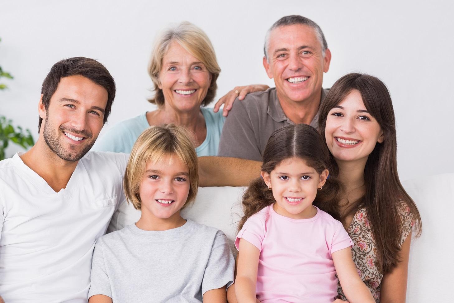 salud dental para todas las edades