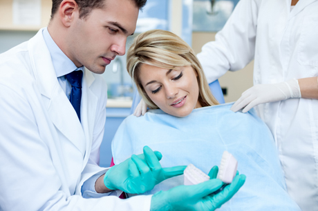 pregunta al dentista