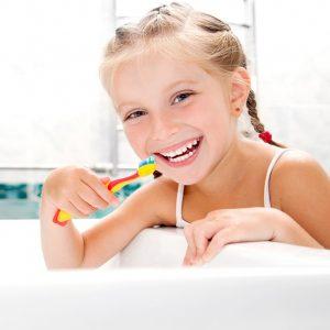 salud dental de los niños, salud dental infantil, odontopediatria, revisión dental infantil